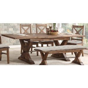 Fresno Trestle Dining Table