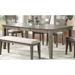 Leg Table - Grey