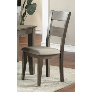 Side Chair - Grey