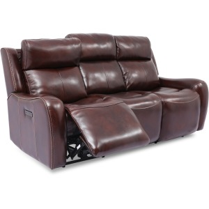 Bronze Power Headrest Sofa