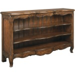 Low French Bookcase