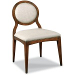 Ventura Oval Side Chair