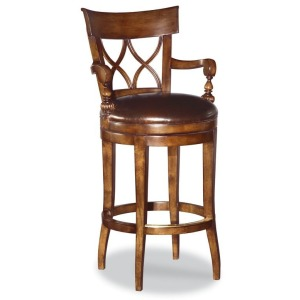 Swivel Armless Counter Stool