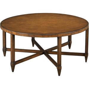 Greenwich Round Cocktail Table