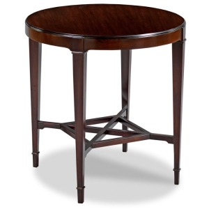 Addison Round Lamp Table