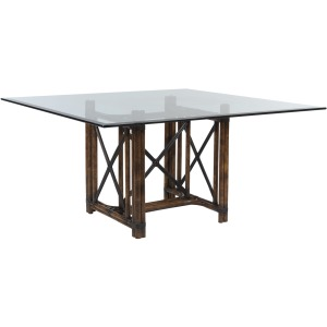 Rattan Dining Table Base
