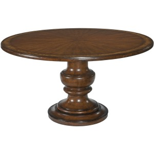 Tuscan Pedestal Dining Table