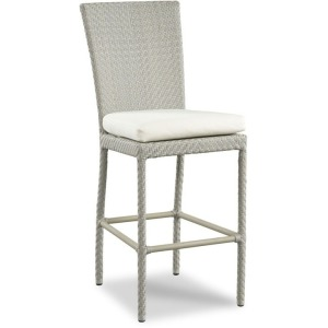 Outdoor Woven Bar Stool