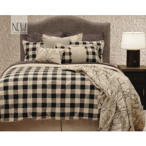 Hayden 6 PC Duvet Set - Super Queen