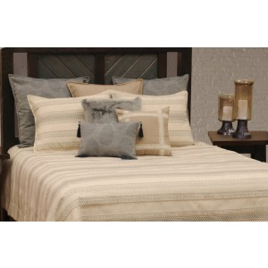 Ava 8 PC Duvet Bedding Set - Super King