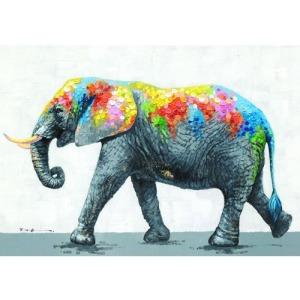 Dazzling Elephant