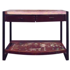 Mango Wood Accent Table