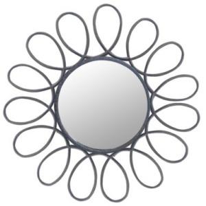 Iron Circled Mirror