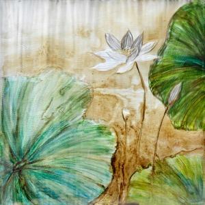 Celadon Lotus