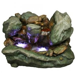 20 Inch Stone Fountain