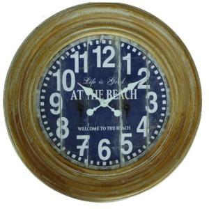Rustic Charm Clock