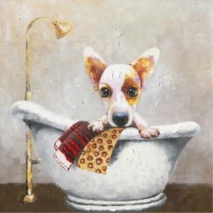 Bath Time I
