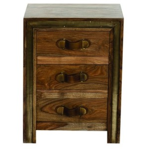 Sheesham Accent Table Chest