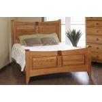 Highlands California King Panel Bed