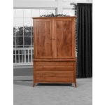 2pc 42in Armoire