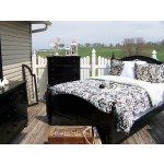 Arch Panel Bed Set