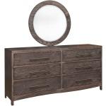 Coronado Round Mirror