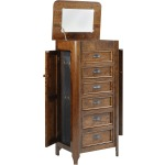 Hudson Jewelry Armoire