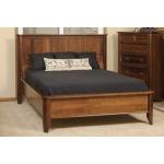 Hudson King Panel Bed