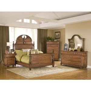 Monticello Full Manor Bed