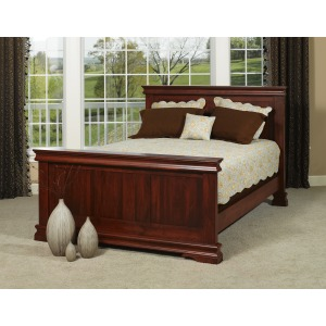 Legacy Full Panel Bed