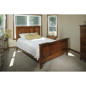 Jamestown Square California King Estate Bed