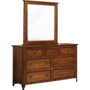 """Hudson 7 Drawer Dresser 62"""""""