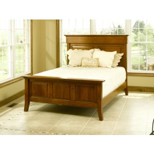 Jamestown Square Queen Bed