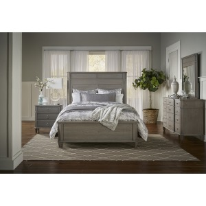 Montour Twin Panel Bed
