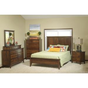 Cortland Queen  Panel Bed