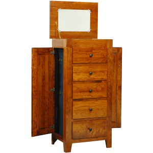 Jamestown Square Jewelry Armoire