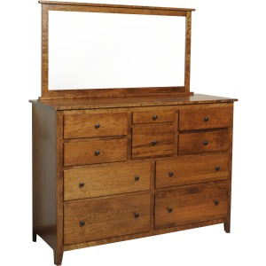 Jamestown Square High Dresser 62""