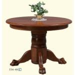 Colonial Single Pedestal Table