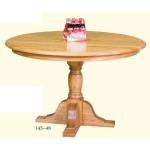 Innkeepers Single Pedestal Table