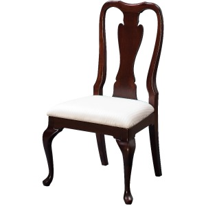 Deluxe Queen Anne Side Chair