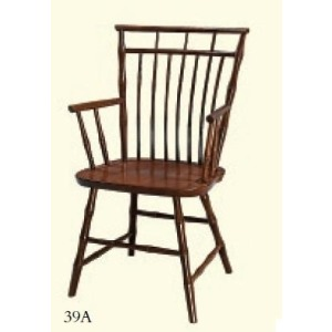 Birdcage Windsor Arm Chair