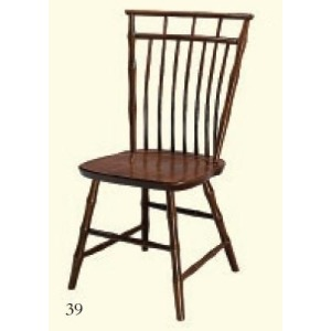 Birdcage Windsor Side Chair
