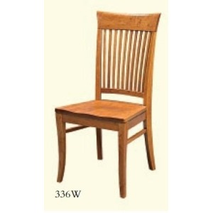 Cambridge Side Chair (Wood Seat)