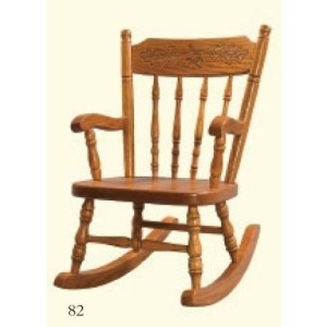 Childs Acornback Rocker