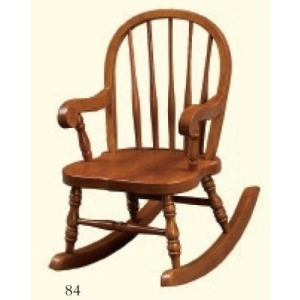 Childs Bowback Rocker