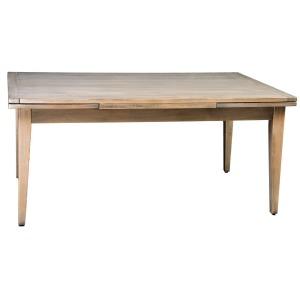 42x68 Drawleaf Table