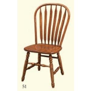 Deluxe Paddleback Windsor Side Chair