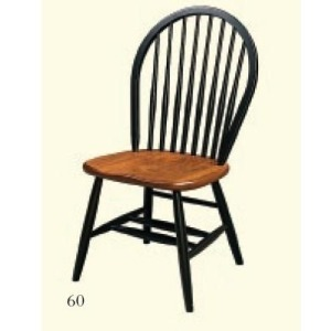 Eight Spindle Side Chair