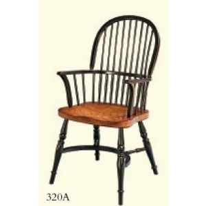 English Windsor Arm Chair
