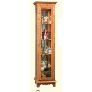 Hall Curio Cabinet